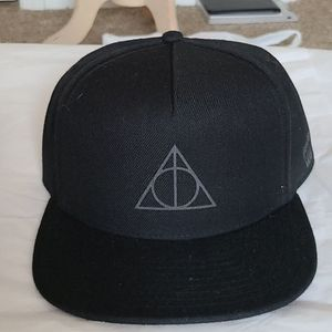 NWT-Vans Unisex Harry Potter Hat/Cap:Black